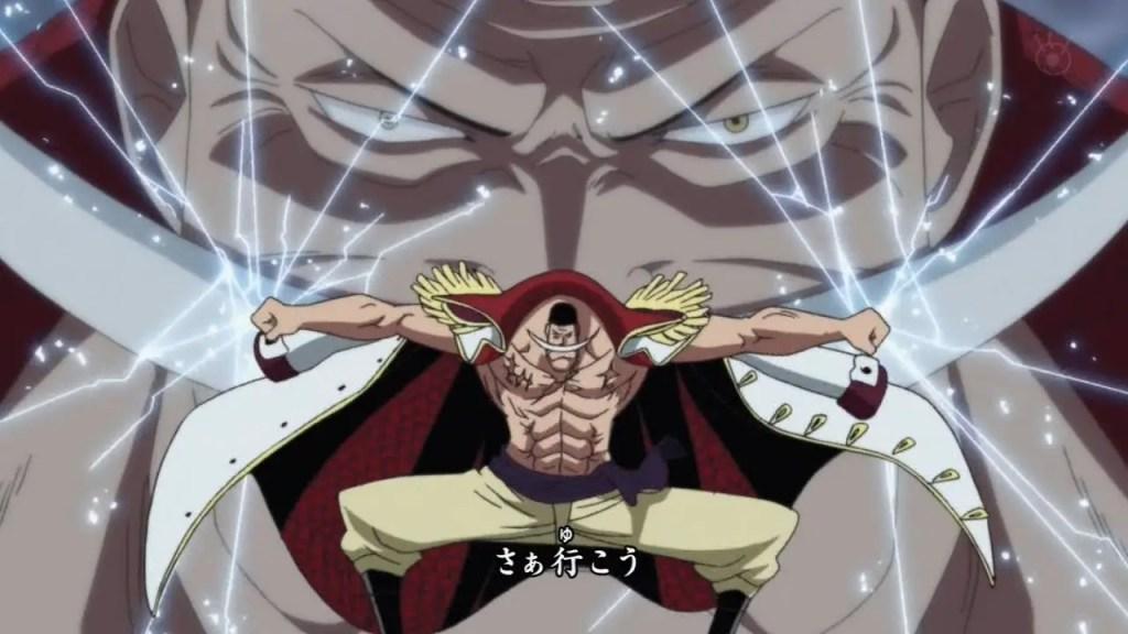 Whitebeard From One Piece