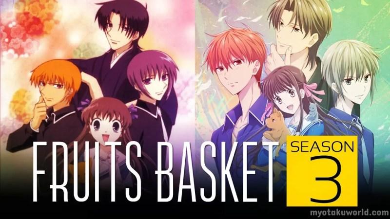 Fruits Basket Season 3