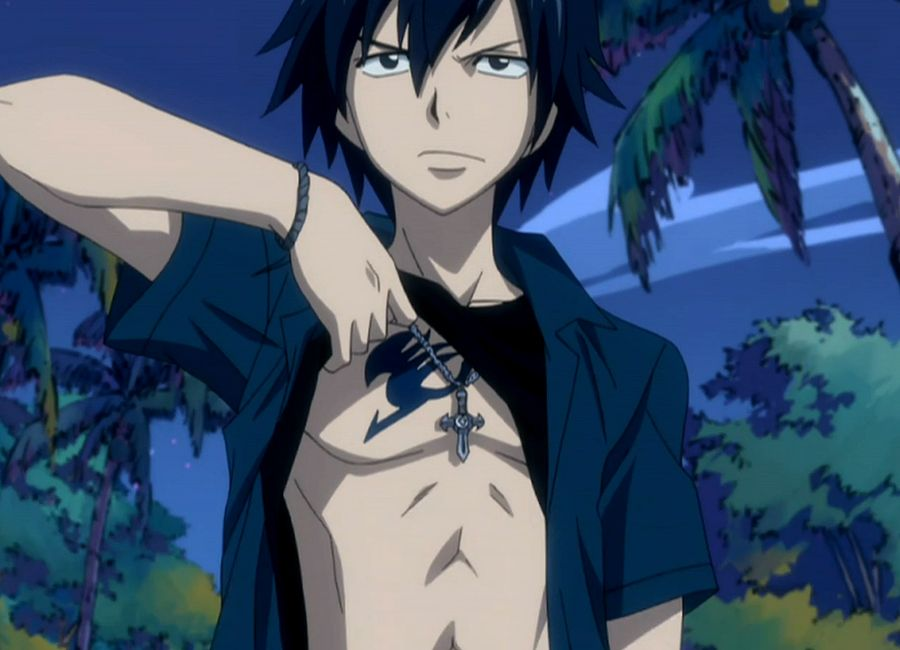 Gray From Fairy Tail