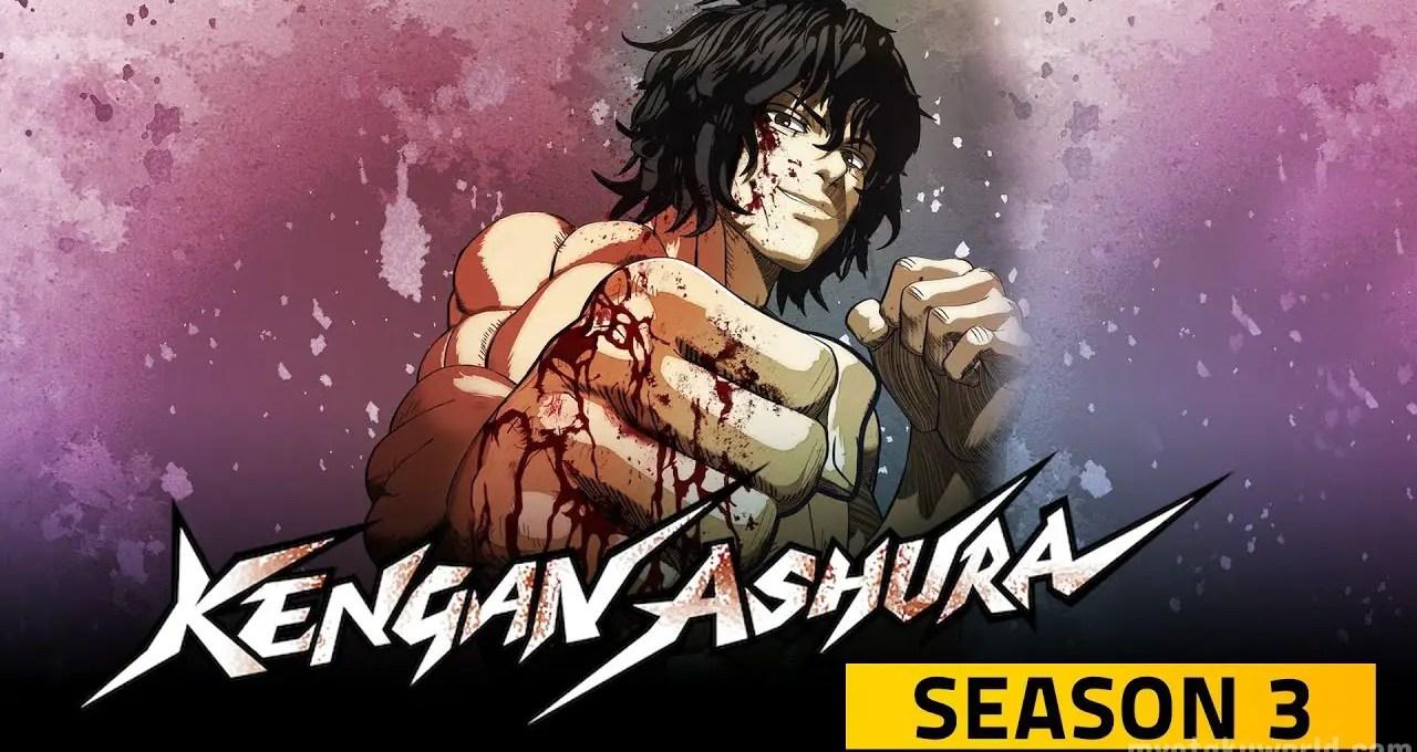 Kengan Ashura Season 3