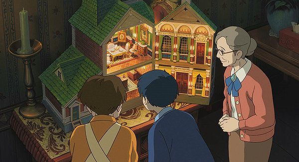 The Doll house from Karigurashi no Arrietty