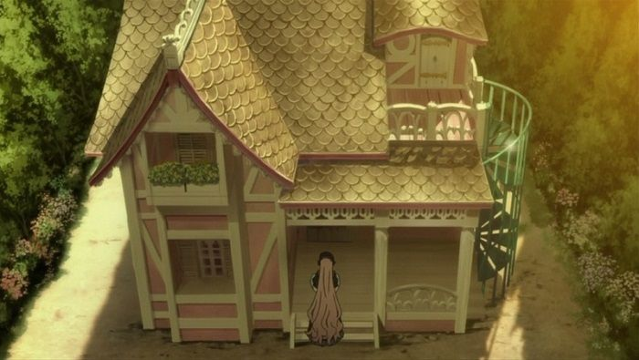 Victorique's House From Gosick