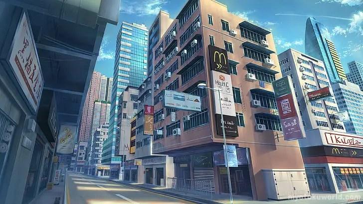 anime City