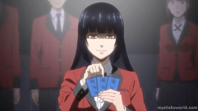 Yumeko Jabami