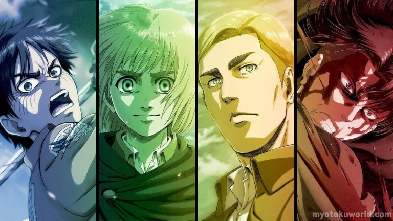 Attack on Titan Season 5