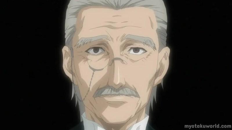 Black Butler Character Tanaka