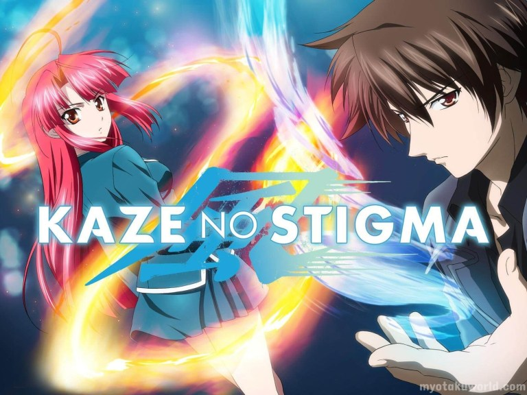 Kaze no Stigma Season 2