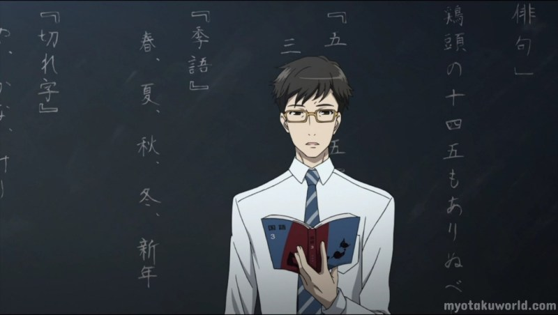 Anime About Student And Teacher Relationship