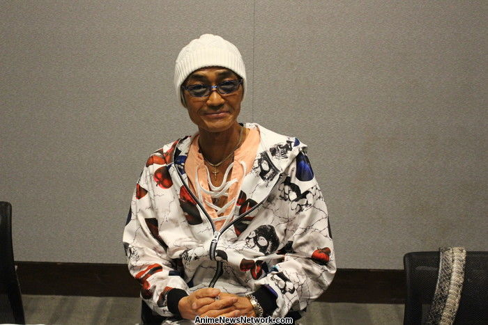 Cyborg Franky voiced by Kazuki Yao