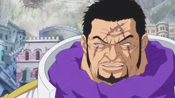 Issho-san a.k.a Fujitora (Purple Tiger)