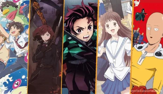 Spring 2019 Anime