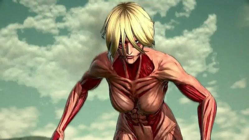 The Female Titan