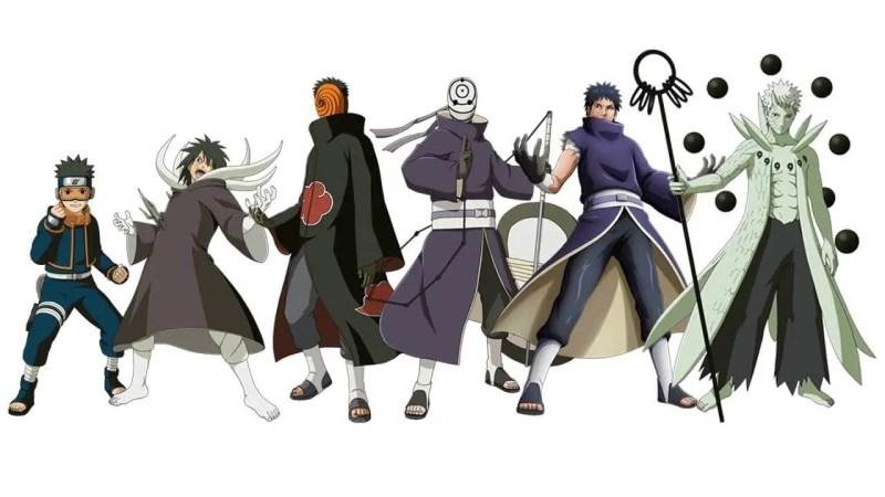 Uchiha Obito From Naruto
