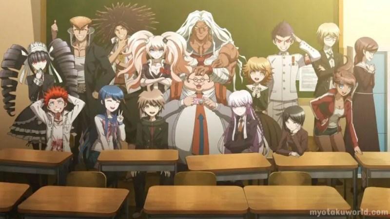 Danganronpa Anime and Games
