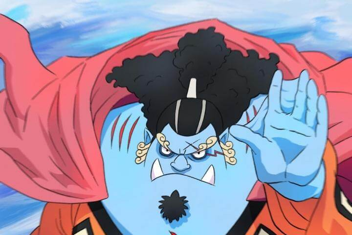First Son of the Sea Jinbei