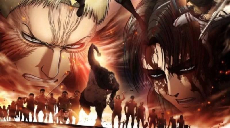 Attack on Titan Season 3 Part 2