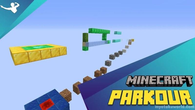 Minecraft Parkour Servers
