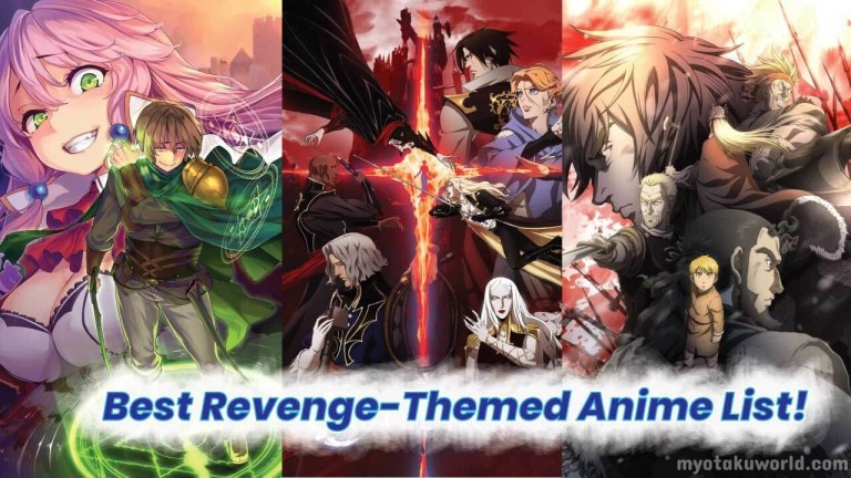 Anime About Revenge