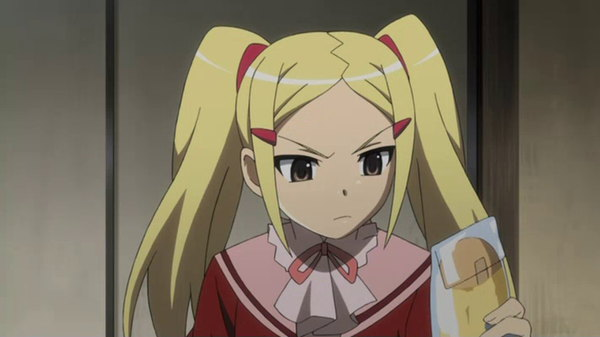 Aoyama Mio From Kami nomi zo Shiru Sekai