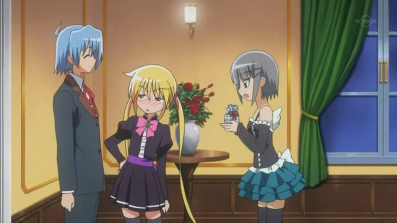 Hayate no Gotoku! (Hayate the Combat Butler)