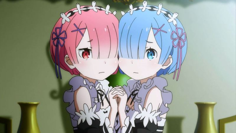 Ram & Rem From Re:Zero