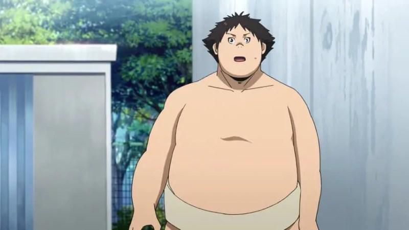 Ozeki Shinya From Hinomaru Sumo