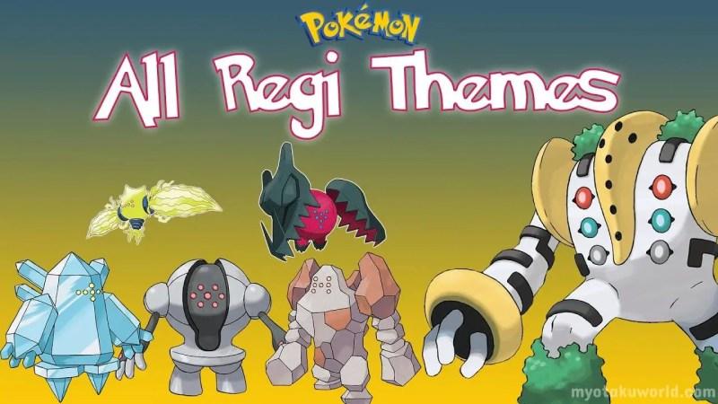 Regi Pokemon