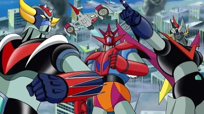 Grendizer, Getter Robo G, Great Mazinger: Kessen!Daikaijuu!