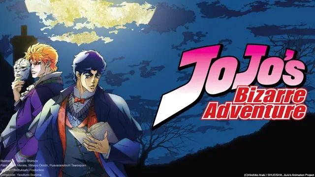 Jojo's Bizarre Adventure (2012)