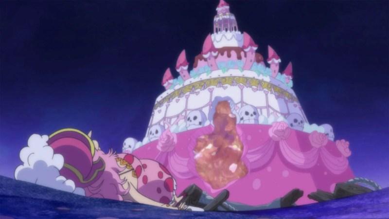 Sanji's Wedding Cake (One Piece)