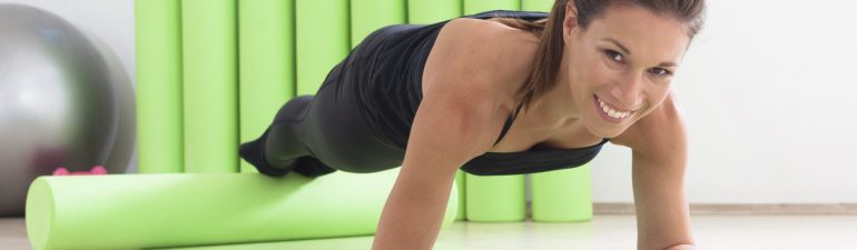 foam roller exercise