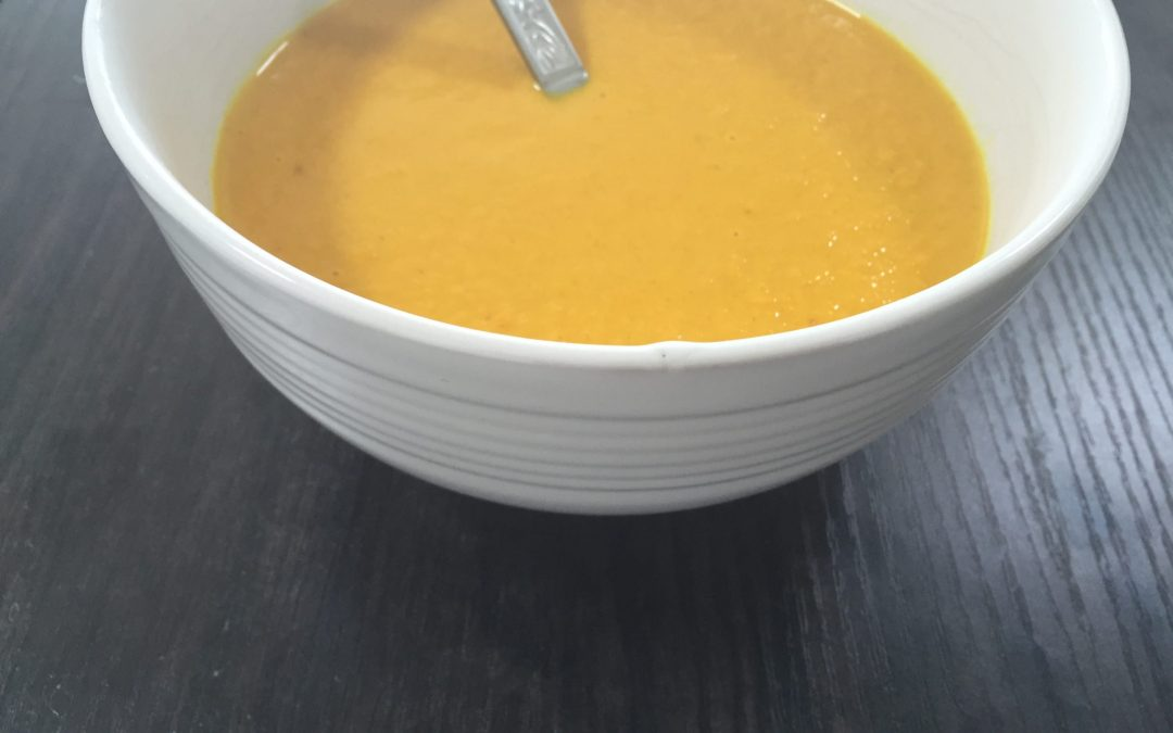 Delicious Anti-Inflammatory Soup!