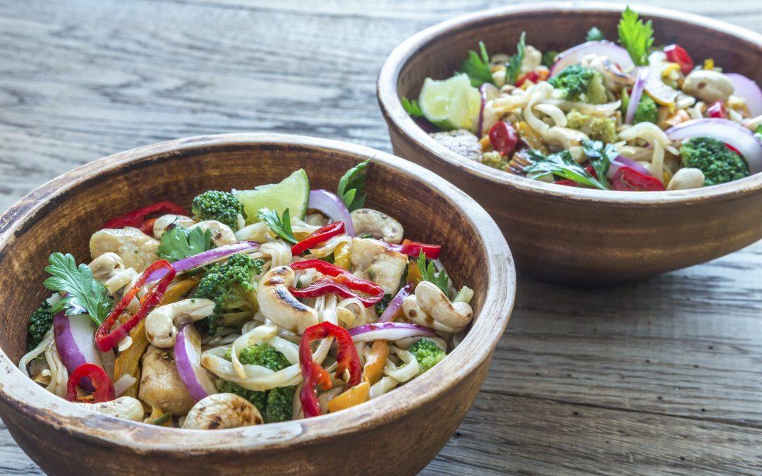 Is Thai food healthy?