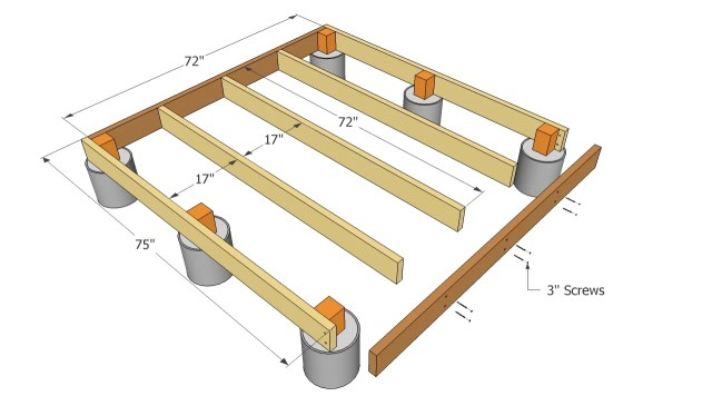 Small shed floor plans