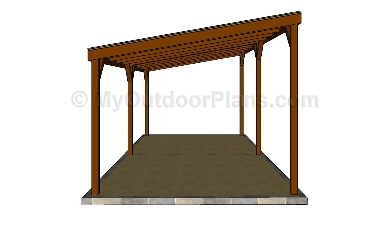 Build Diy Carport Building Plans Plans Wooden Wooden Rack