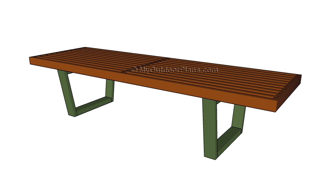 good all wooden benches with plans