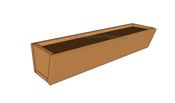 Window Box Plans Myoutdoorplans Free Woodworking Plans