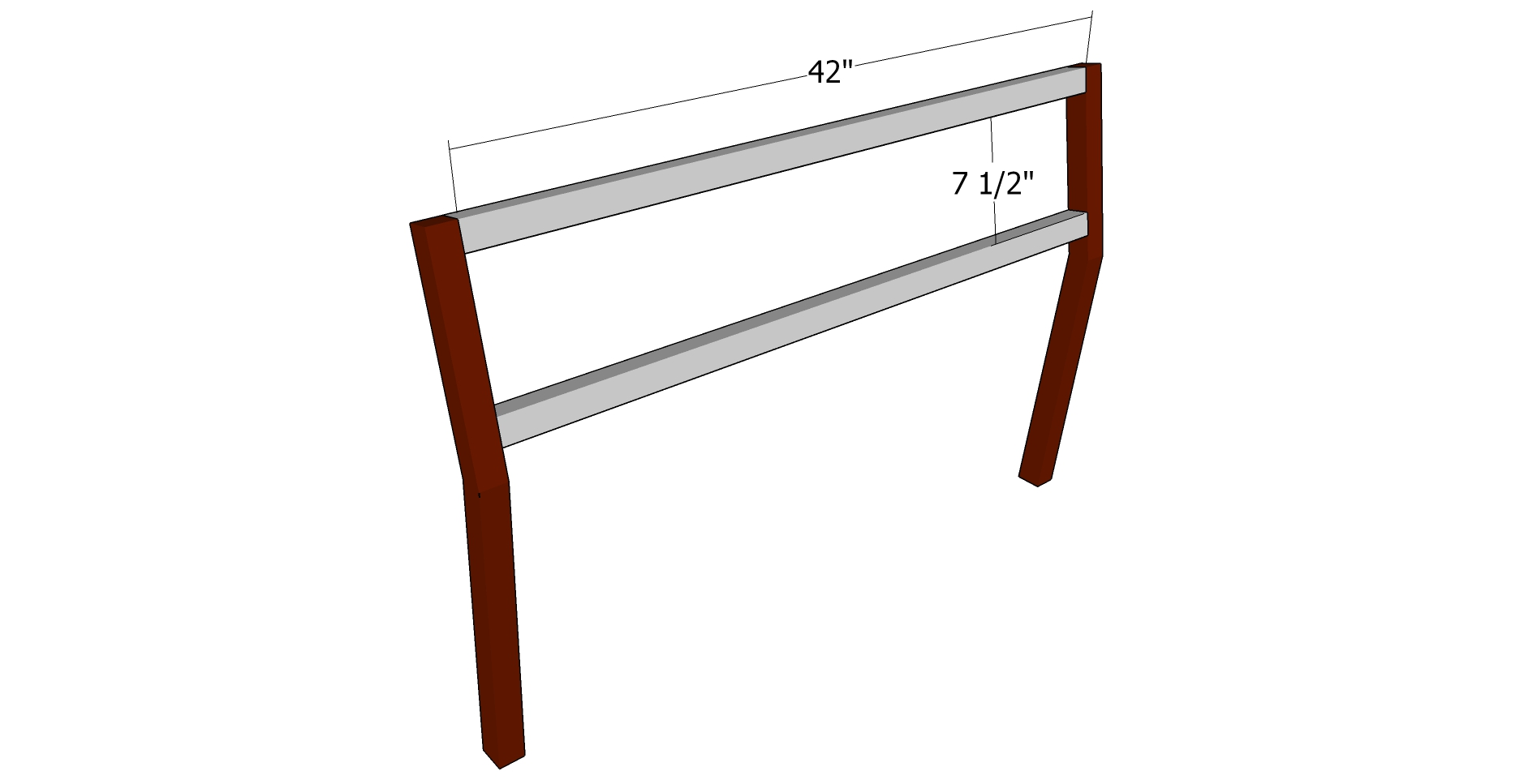 How To Build An Outdoor Bench Free Outdoor Plans