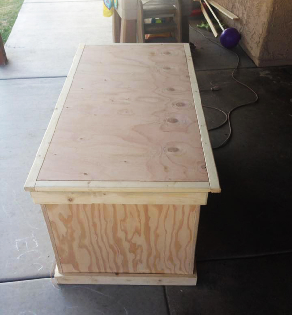 Diy Hope Chest Myoutdoorplans Free Woodworking Plans
