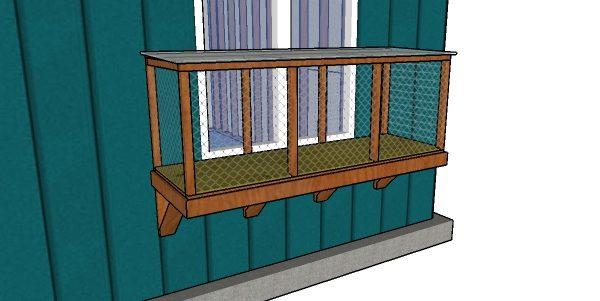 Window Catio Plans Myoutdoorplans Free Woodworking