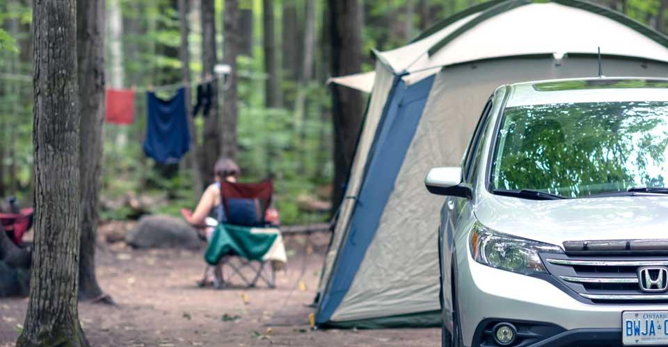 Essential Car Camping Gear
