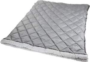 Coleman 3-in-1 Big and Tall Double Sleeping Bag, 45 °F