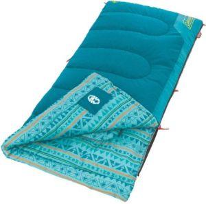 Coleman Kids Sleeping Bag, 50 Degree Temperature Rating