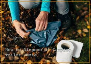 how to dispose of human waste while camping MO-Intro