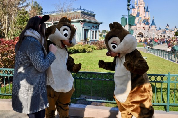 Dancing with Chip 'nd Dale, Februari 2017
