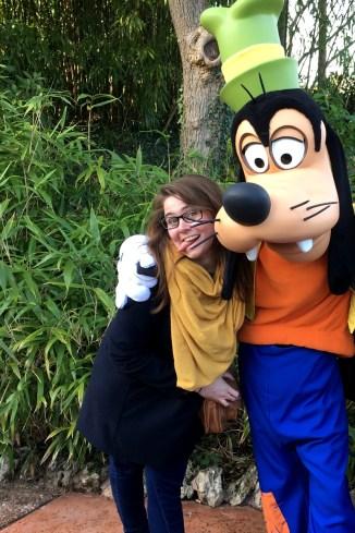 Goofy, Adventureland, December 2015