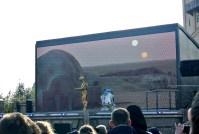 R2D2 & C-3P0 - Star Wars: A Galaxy Far, Far Away