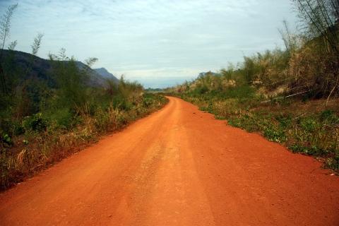 Dirt Track - Bolvean Plateau