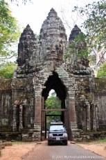 Angkor Thom - North Gate
