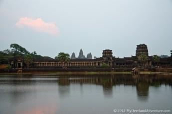 Angkor Wat - West View
